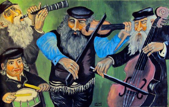 Jewish klezmer by Mimi Eskenazi