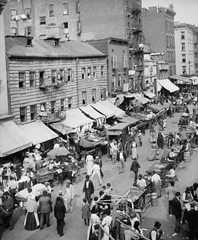 Steve K - Jewish Market on the east side