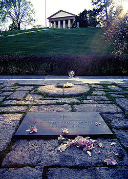 Joe  Connors - JFK Gravesite