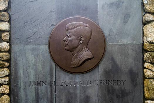 Karol Livote - JFK Memorial
