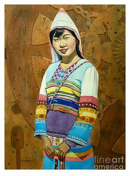 Ji Nuo Indigenous by Mong Mong Sho