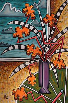 Jigsaw Jazz by Donald Bruce Wright