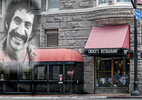 Jim Croce Restaurant in San Diego CA by Kathy Williams-Walkup