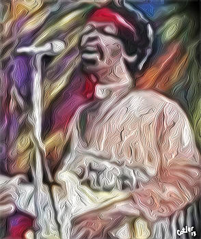 Jimi by GR Cotler