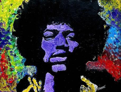 Jeremy Moore - Jimi Hendrix