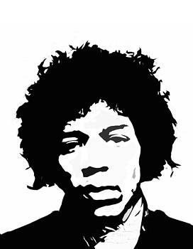 Steve K - Jimi Hendrix