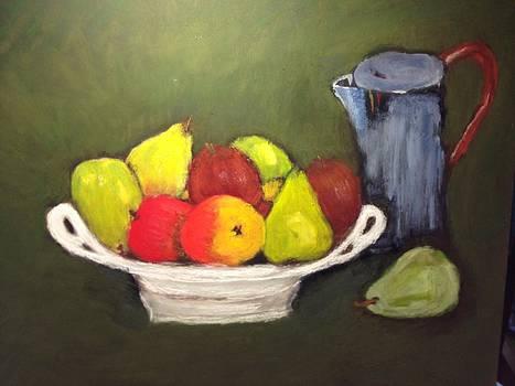 Jimmy's Fruit by Pamela Kilgus