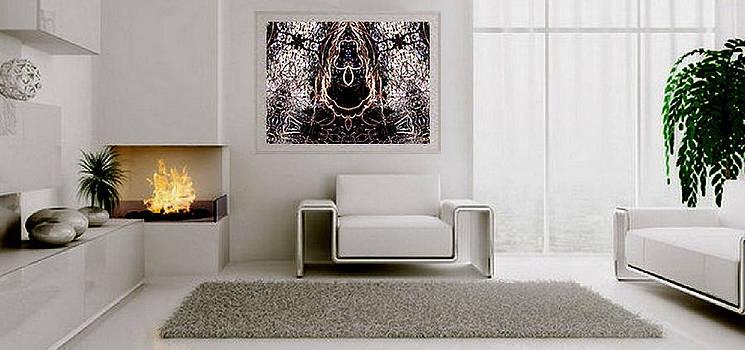 Jingle Bells - Art Ideas for Interior Design by Hanza Turgul