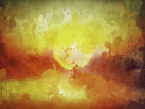 Jingle Jangle Morning Sunrise Sunset Image Art by Jo Ann Tomaselli