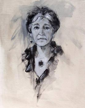 Joan by Chris  Saper