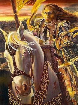 Joan d'Arc by Lynette Yencho