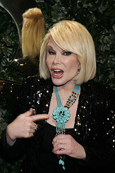 Joan Rivers by Nina Prommer