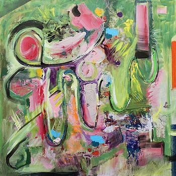 Joan  by Sylvia Greer