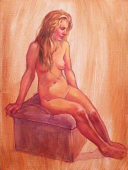 Joanna by Roz McQuillan