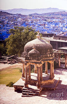 Tim Hester - Jodhpur India
