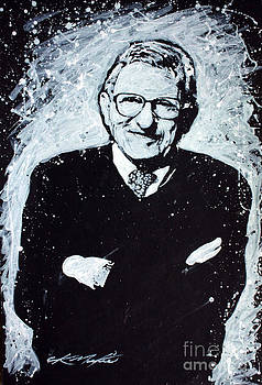 Joe Paterno by Chris Mackie