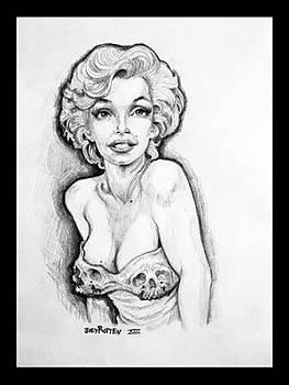 Joey Rotten vs Marilyn Monroe by Joey Rotten