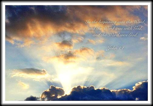 John 1 1 by Scripture Pictures