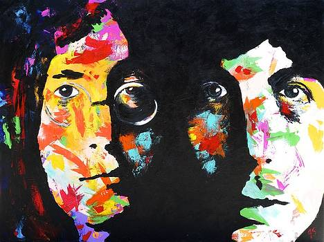 John and Paul by Joyce Sherwin