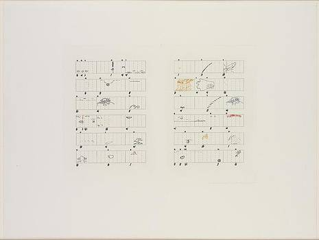 John Cage  SCORE WITHOUT PARTS by John Cage