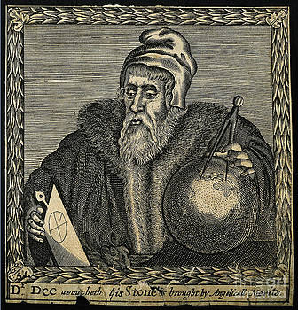 Wellcome Images - John Dee English Polymath