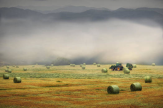 John Deere at Work by William Schmid