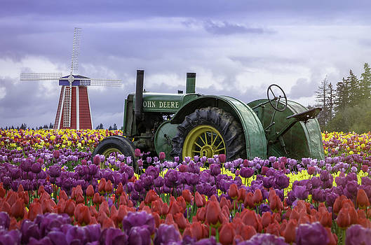 John Deere Green and More by Chris Malone