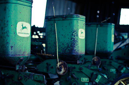 John Deere by Off The Beaten Path Photography - Andrew Alexander