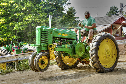 John Deere Power by David Simons