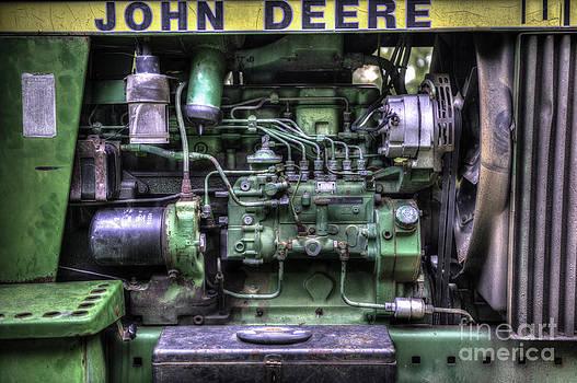 Dale Powell - John Deere Tractor Engine