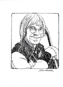John Denver by J W Kelly