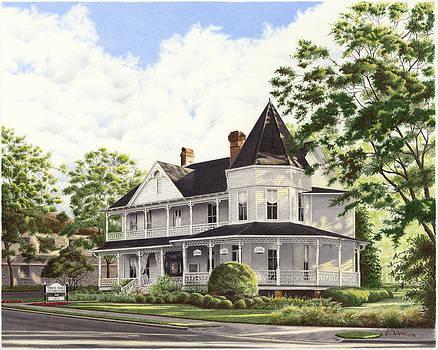 John Dunn House Ocala Florida by Richard Devine