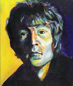 John Lennon 2014 by Charles  Bickel