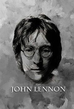 Steve K - John Lennon BW
