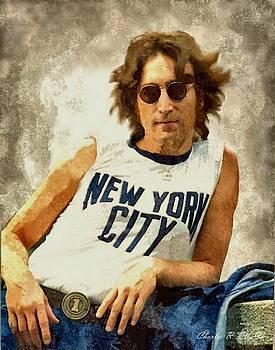 John Lennon by Charles Ott