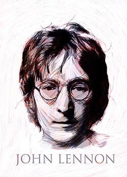 Steve K - John Lennon Color