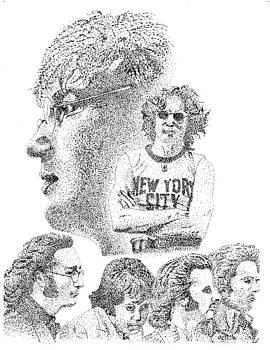 John lennon by Joe Rozek