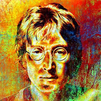 John Lennon by John Novis