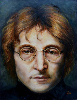 John Lennon by June Ponte