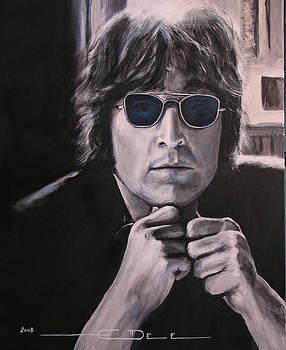 Eric Dee - John Lennon - Shades of Blue