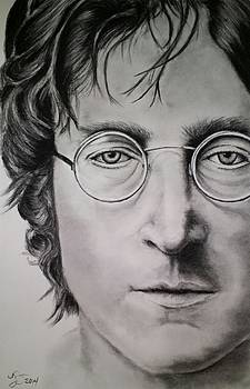 John Lennon by Tim Brandt