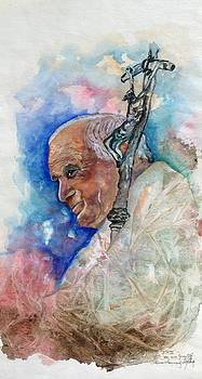 John Paul II We Love You by Laura LaHaye