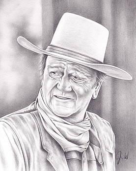 John Wayne by Jamie Warkentin