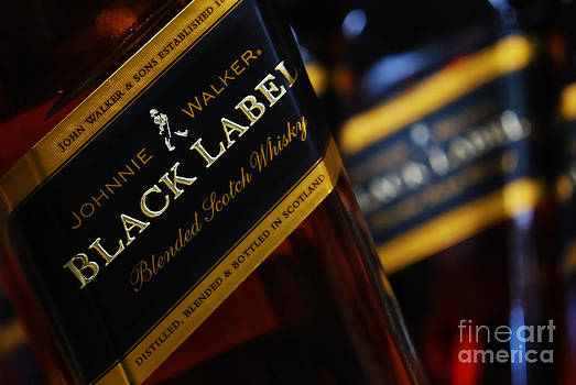 Rachel Barrett - Johnnie Walker Black