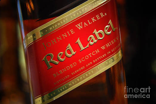 Rachel Barrett - Johnnie Walker Red