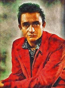 Johnny Cash by Patrick OHare