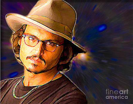 Algirdas Lukas - Johnny Depp