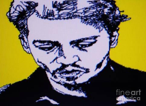 Johnny Depp by Paul  Gemmell