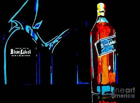 Johnny Walker Blue by Kyle  Brock