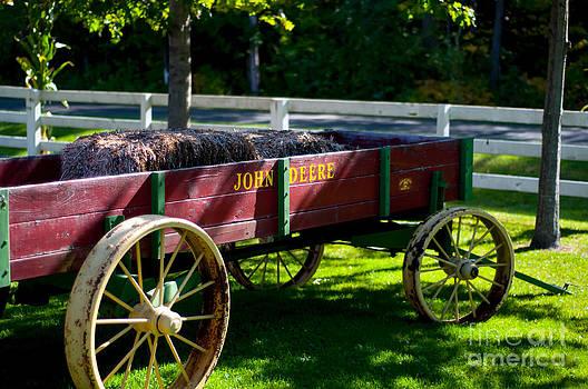John's Wagon by Jennifer Englehardt